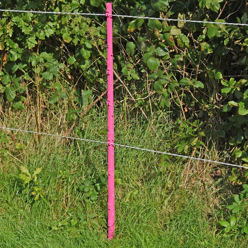 42357-VOSS.farming-Weidezaunpfahl-Weidezaunband-Pink-sehr-gut-sichtbar.jpg