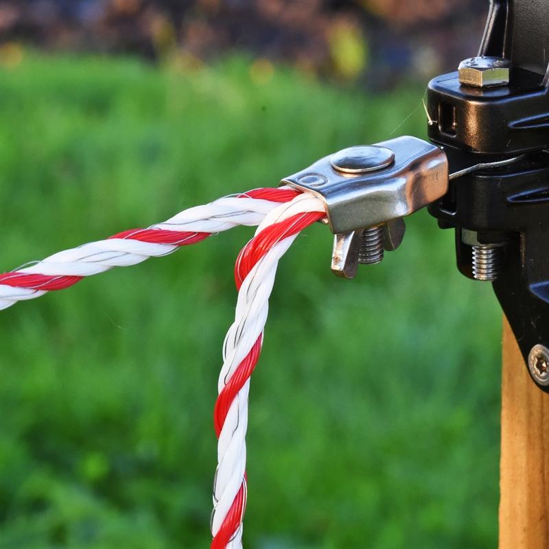6mm T ARNDT ProfiWeide Weidezaun Seil Weideseile GREEN-POWER R6