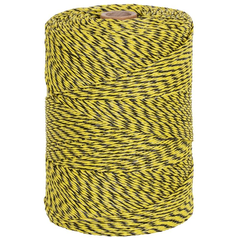 42705-VOSS-farming-Weidezaun-Litze-Jumborolle-1000m-gelb-schwarz.jpg