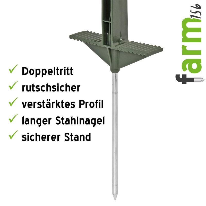 44463-Spitze-Pfahlspitze-Doppeltritt-Kunststoffpfahl-Weidepfaehle-gruen-farm156-VOSS.farming.jpg