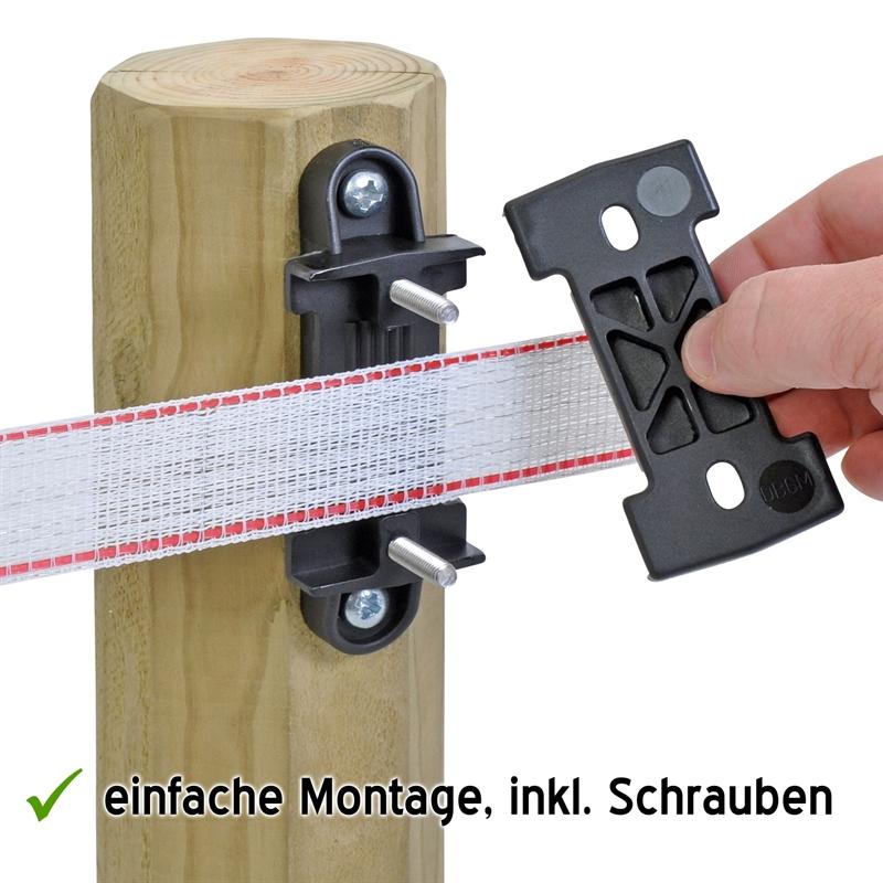 44670-Praxisbild-Isolatorenbefestigung-Weidezaunisolator-am-Pfahl-Schrauben.jpg