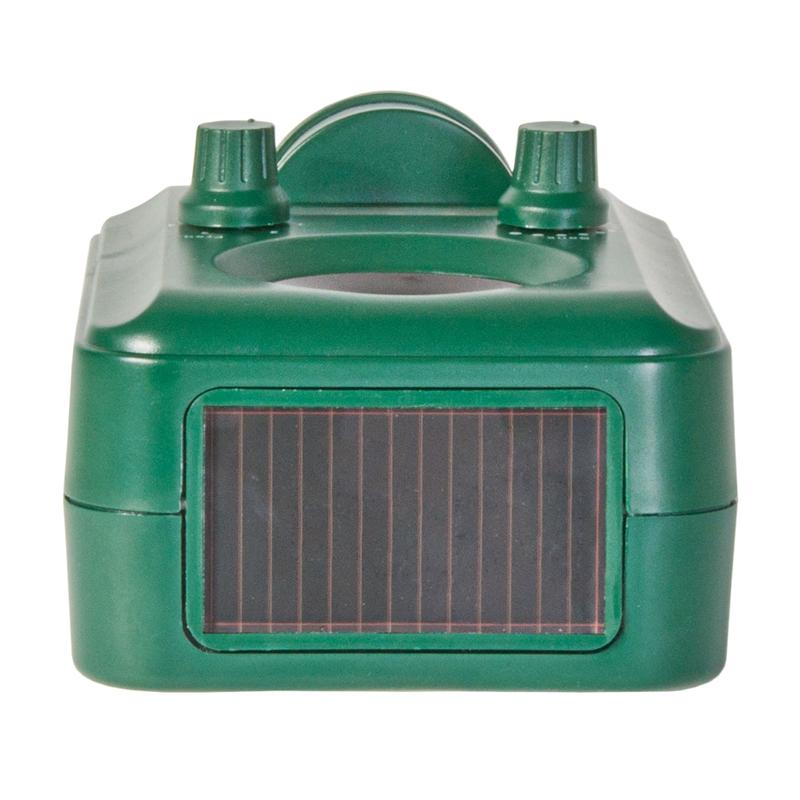 ultraschall abwehr voss sonic 2000 solar. Black Bedroom Furniture Sets. Home Design Ideas