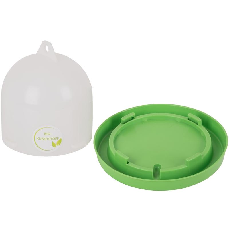 561050-huehnertraenke-bioplastik-oekokunststoff-stabil-komplett-schale-zylinder-greenline-m-3-5-lite