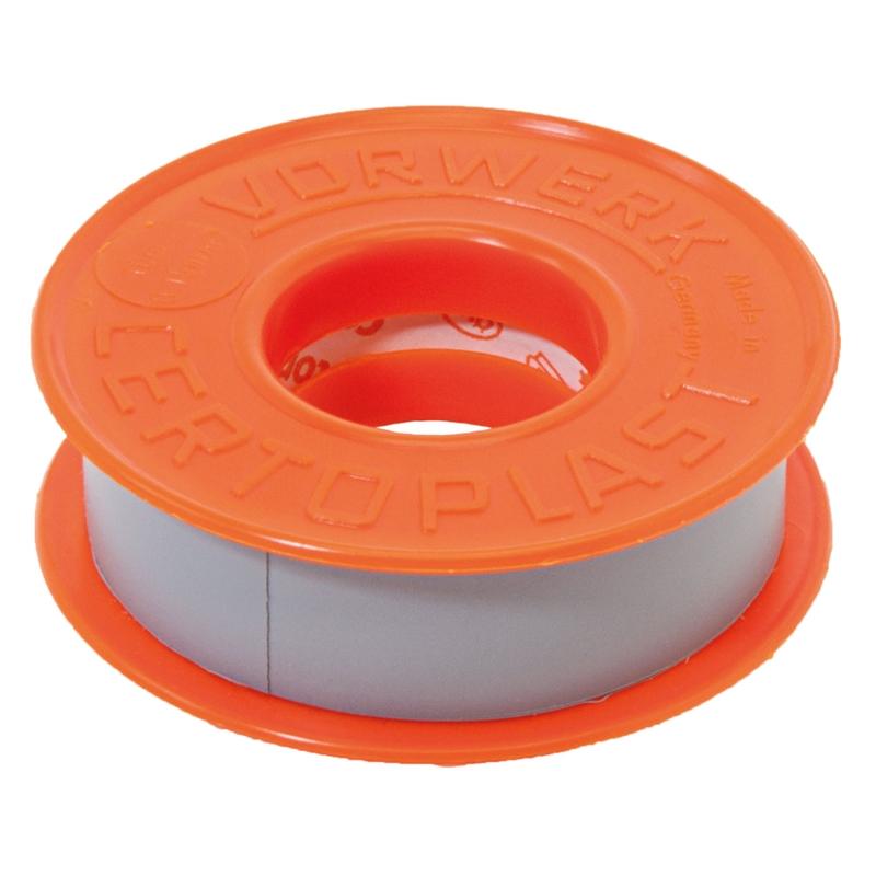 VOSS.eisfrei Isolierband 10m x 15mm, PVC, VDE, Certoplast 601, grau