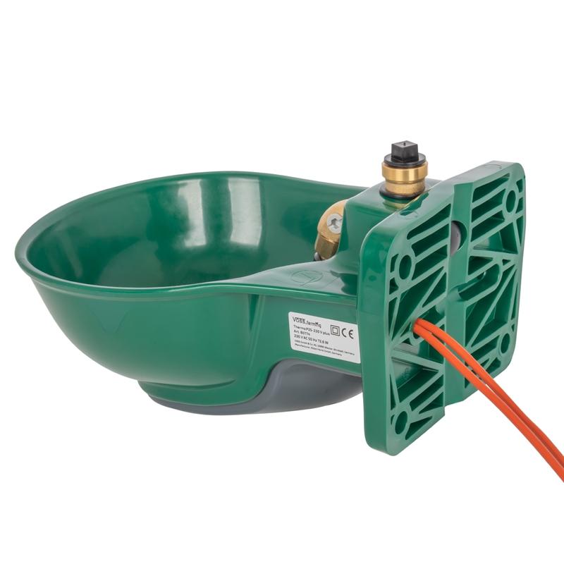 80774-2-thermo-p25-plus-beheizbare-kunststofftränke-mit-rohrventil-und-rohrbegleitheizung-230v-73-wa