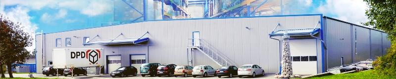 Logistikzentrum von Weidezaun.info