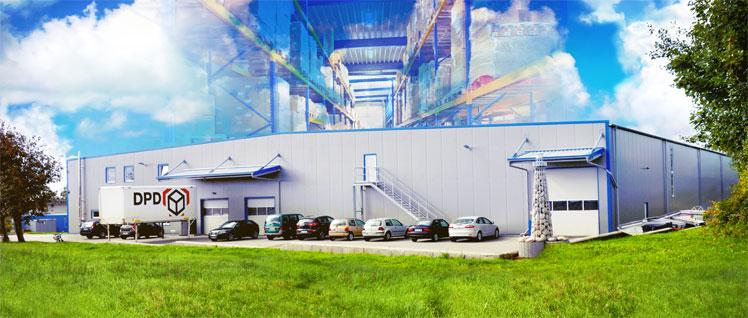 weidezaun.info Logistikzentrum