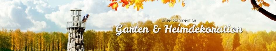 Garten & Heimdekoration