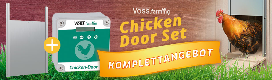 Chicken Coop Door Opener