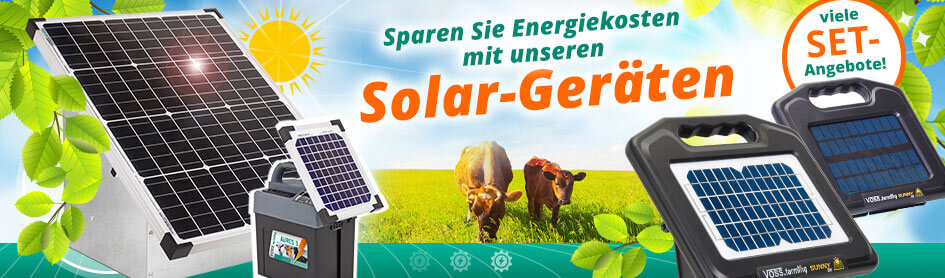 Solarsysteme - Sparen Sie Energiekosten