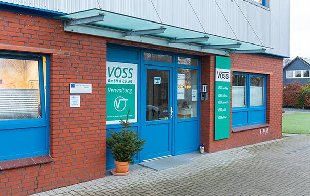 Bürogebäude in Ohrstedt-Bahnhof: