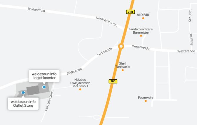 Logistikzentrum in Viöl