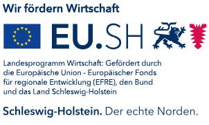 Landesprogramm Wirtschaft - Wir fördern Wirtschaft EU.SH